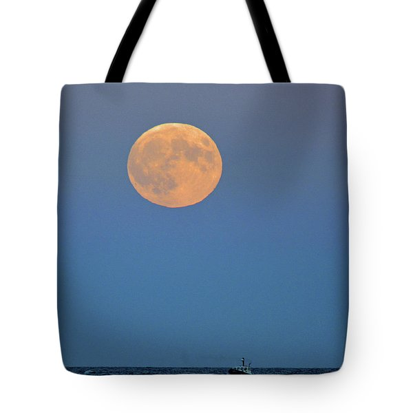 Full Blood Moon Tote Bag