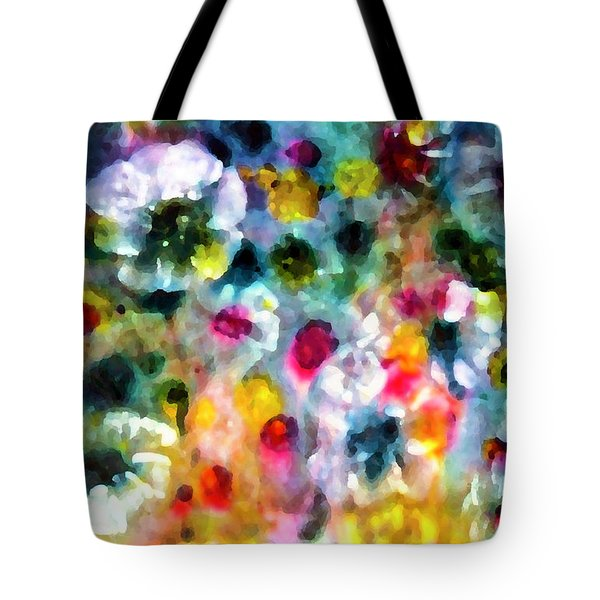 Full Bloom  Tote Bag by Don Wright