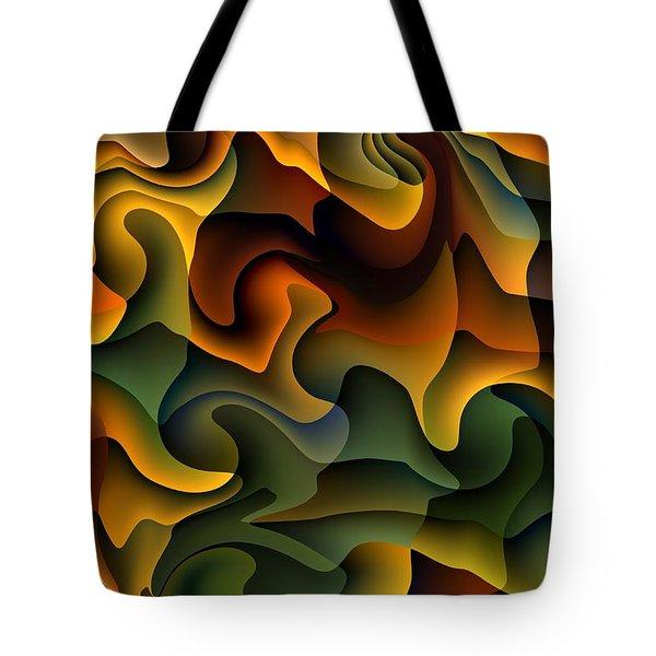 Full Frills Tote Bag