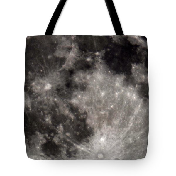 Full Moon 7-31-15 Tote Bag
