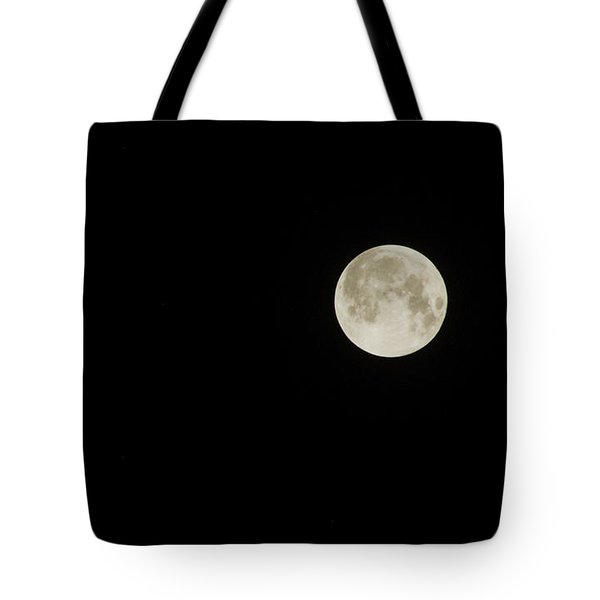 Tote Bag featuring the photograph Full Moon by Robyn Stacey