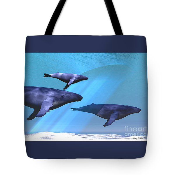 Full Of Light Tote Bag by Corey Ford