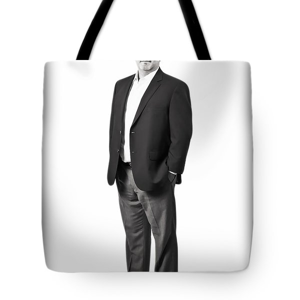 Full Portrait Tote Bag