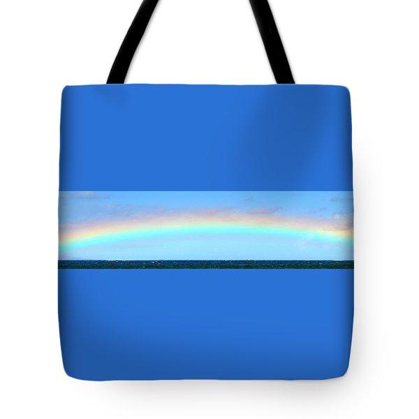 Full Rainbow Tote Bag
