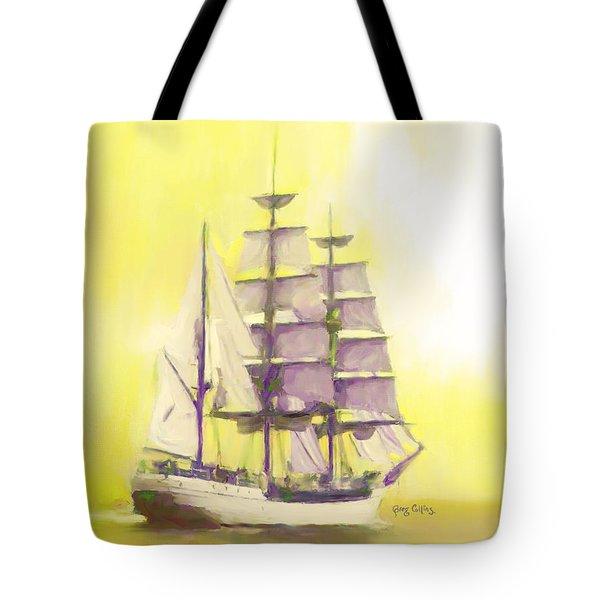 Full Sail Tote Bag