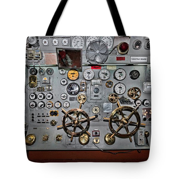 Full Steam Ahead Tote Bag by Christopher Holmes