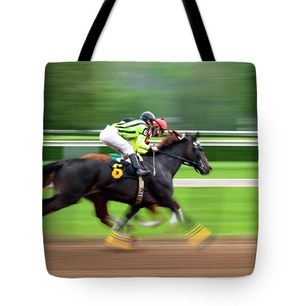 Full Stride Tote Bag