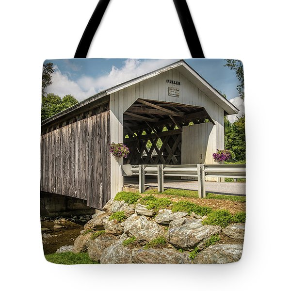 Fuller Bridge Tote Bag