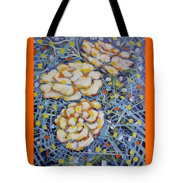 Fun Flowers Tote Bag