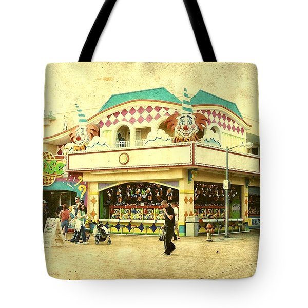 Fun House - Jersey Shore Tote Bag