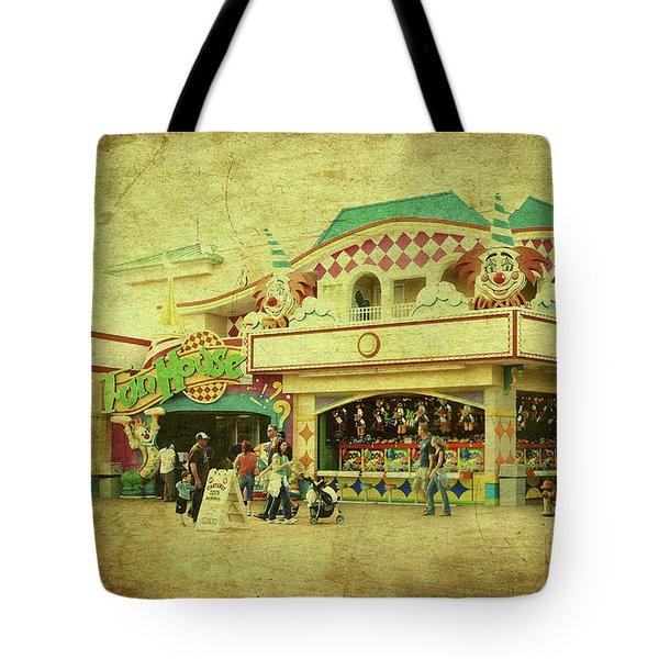 Fun House - Jersey Shore Tote Bag