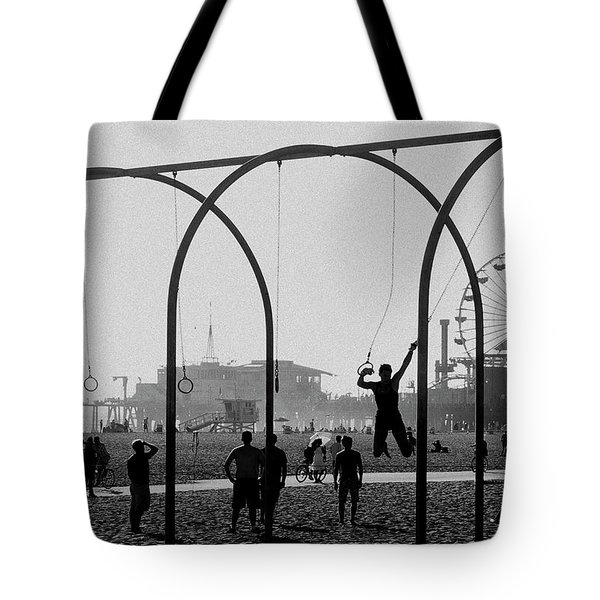 Fun In The Sun Tote Bag by Cecil K Brissette