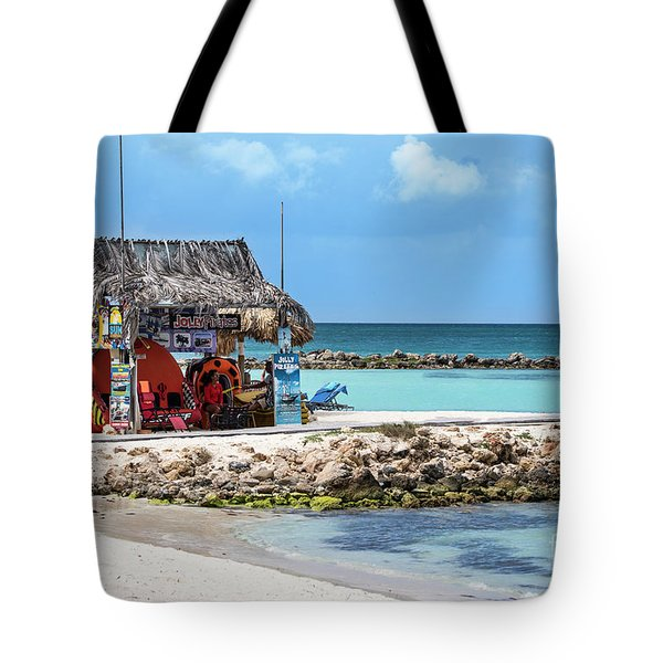 Tote Bag featuring the photograph Fun In The Sun by Judy Wolinsky