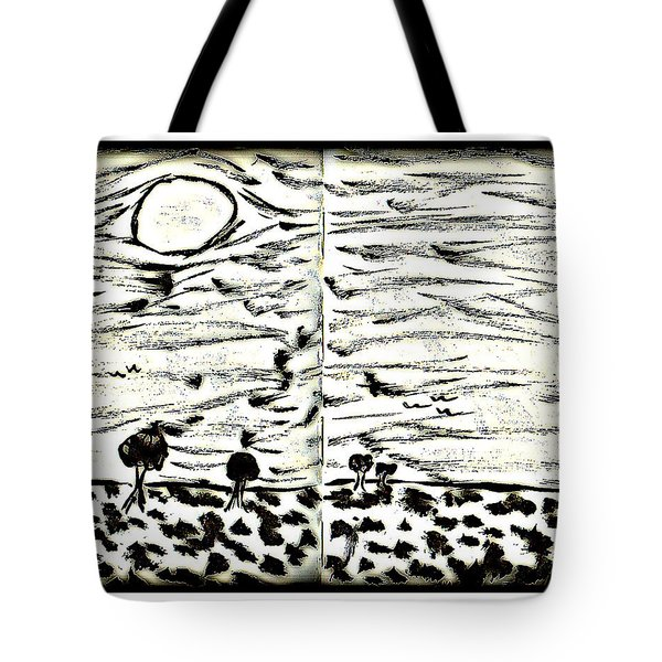 Fun In Trees 2 Tote Bag