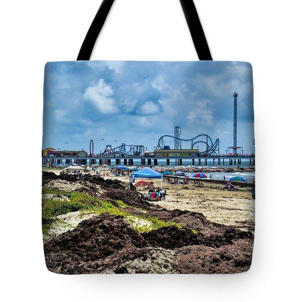 Fun On The Beach Tote Bag