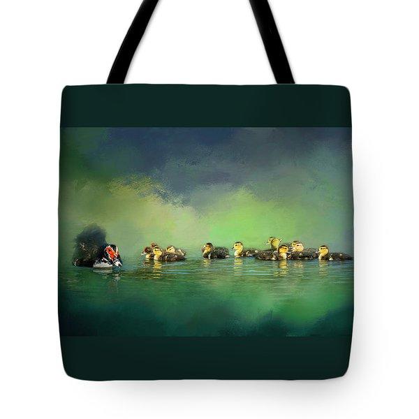 Fun On The Water Tote Bag