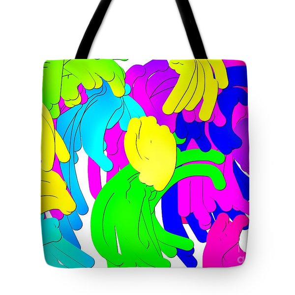 Fun Time Tote Bag
