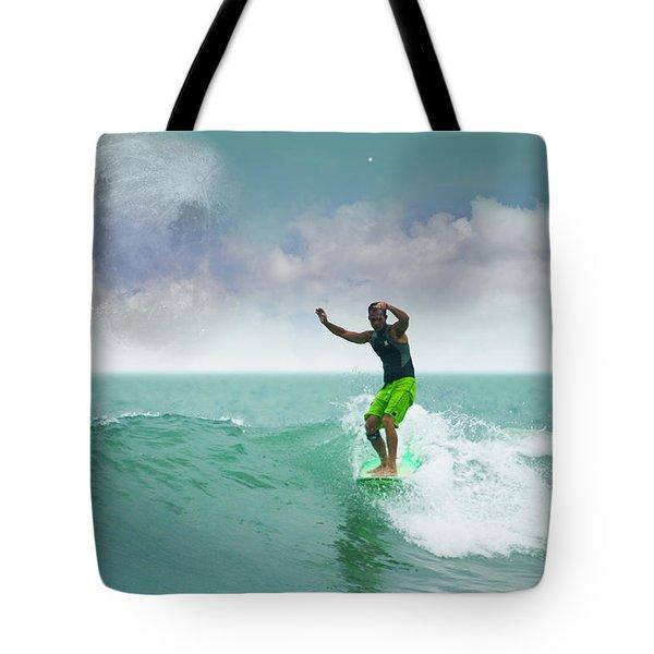 Funday Sunday Tote Bag
