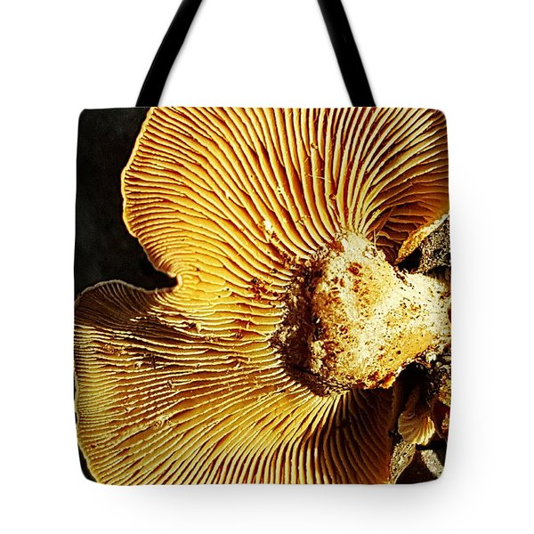 Fungus Tote Bag by Bruce Carpenter