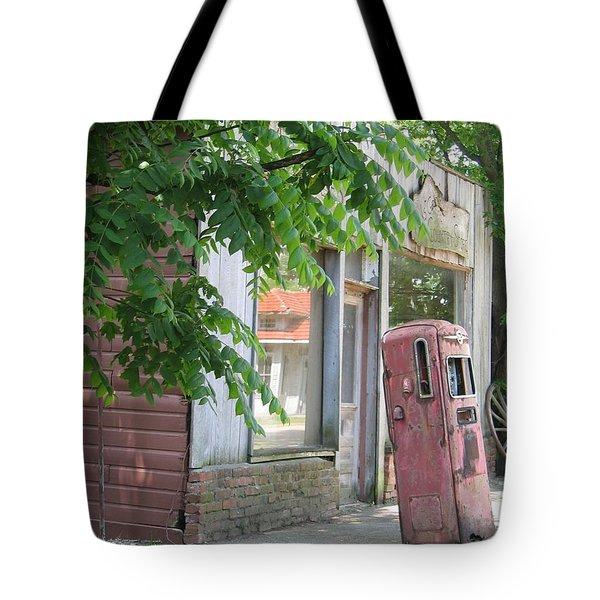 Funk's Grove I Tote Bag
