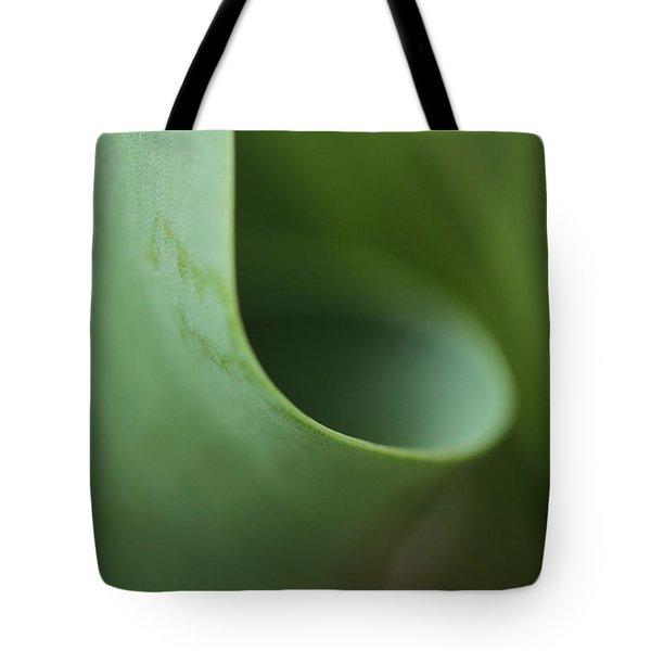 Funnel Vision Tote Bag