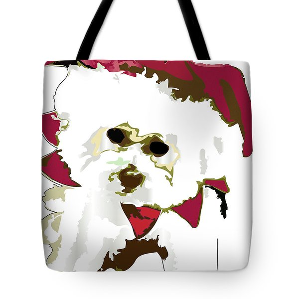 Funnie Bunnie Tote Bag