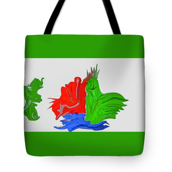 Funny Figures #h7 Tote Bag