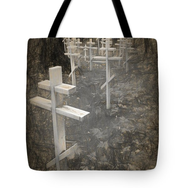 Funter Bay Markers Tote Bag