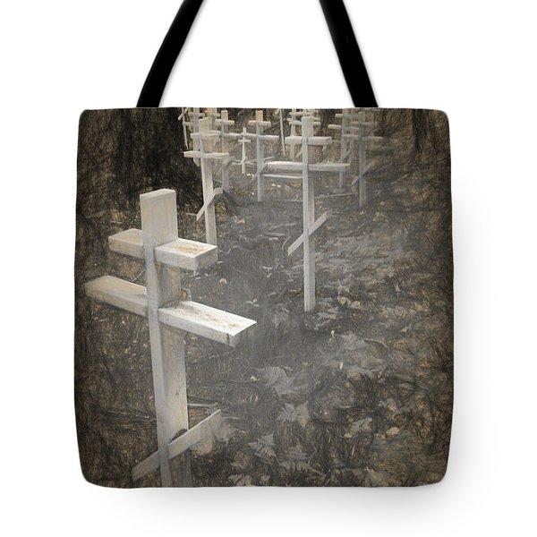 Funter Bay Markers Tote Bag
