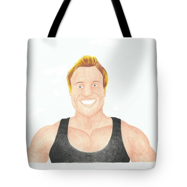 Furious Pete Tote Bag