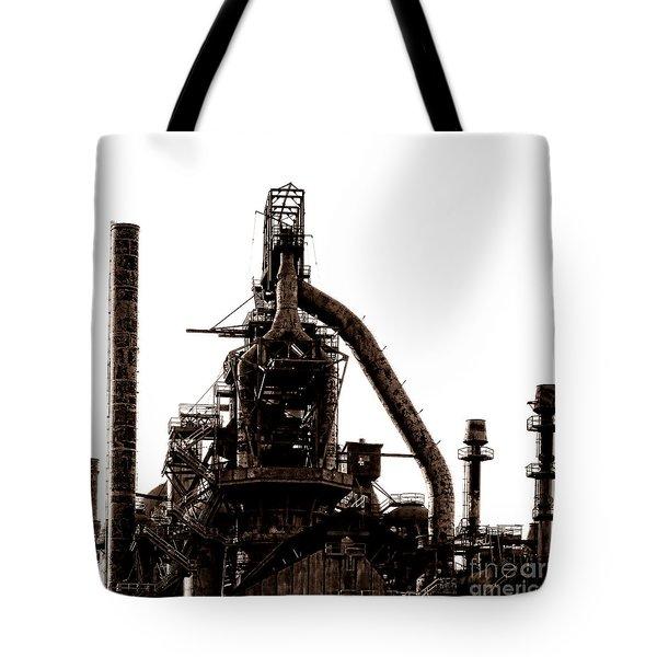 Furnacious Tote Bag
