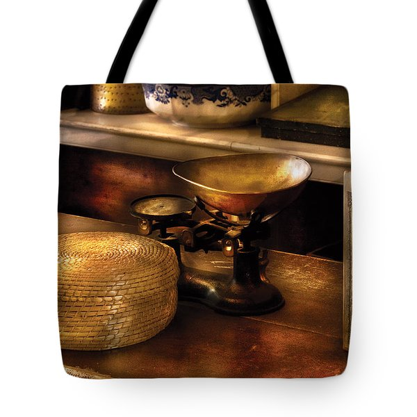 Furniture - Table - Curious Items For Sale  Tote Bag by Mike Savad