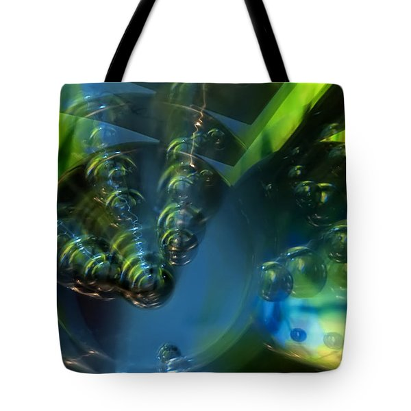 Furturistic Tote Bag