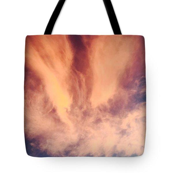 Fury Tote Bag by Russell Keating