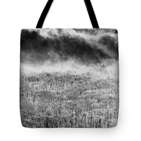 Fury Tote Bag by Steven Huszar
