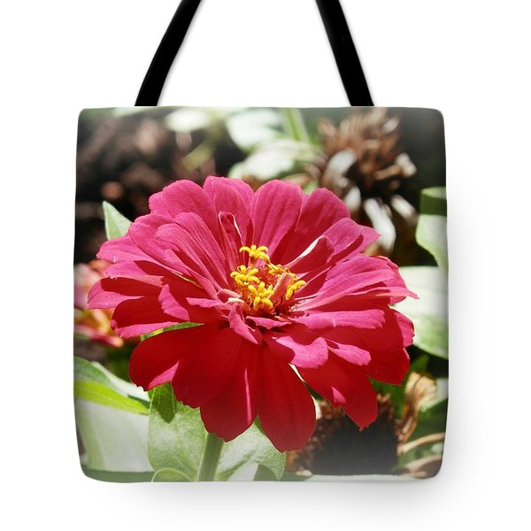 Fuschia Glory Tote Bag