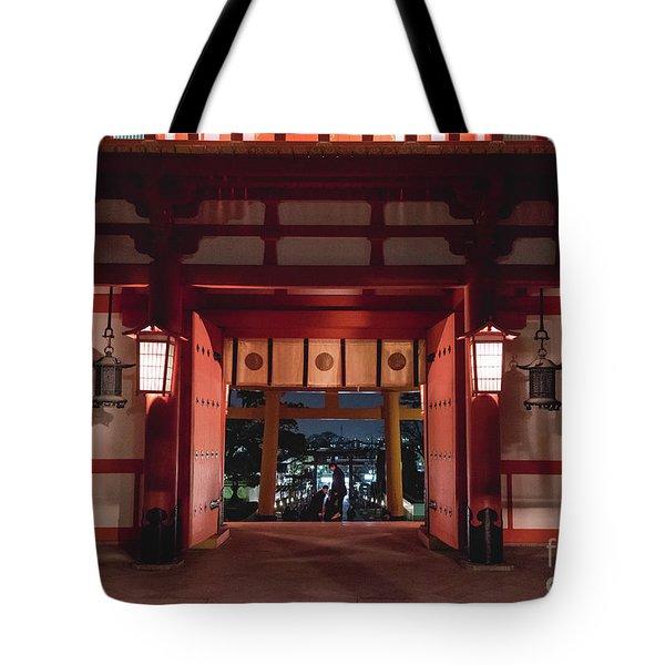 Fushimi Inari Taisha, Kyoto Japan 2 Tote Bag