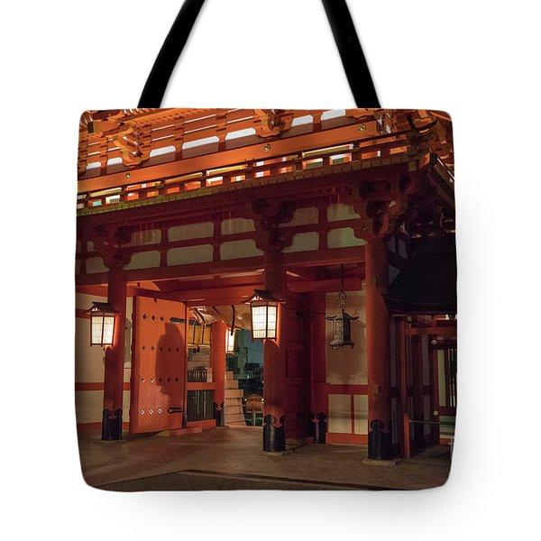 Fushimi Inari Taisha, Kyoto Japan Tote Bag