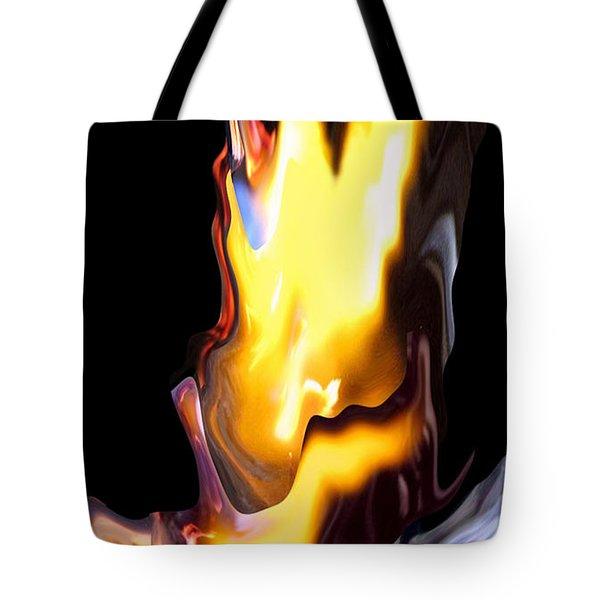 Fusion Phase 2 Tote Bag by Cedric Hampton