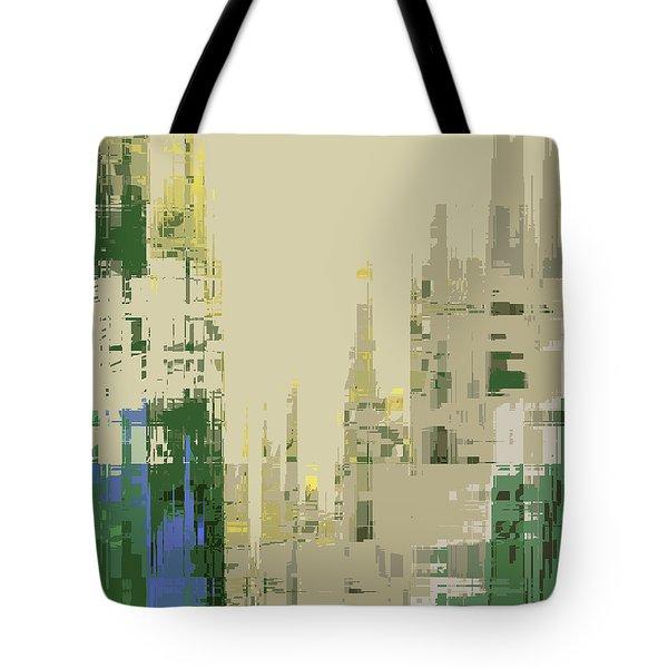 Futura Circa 66 Tote Bag