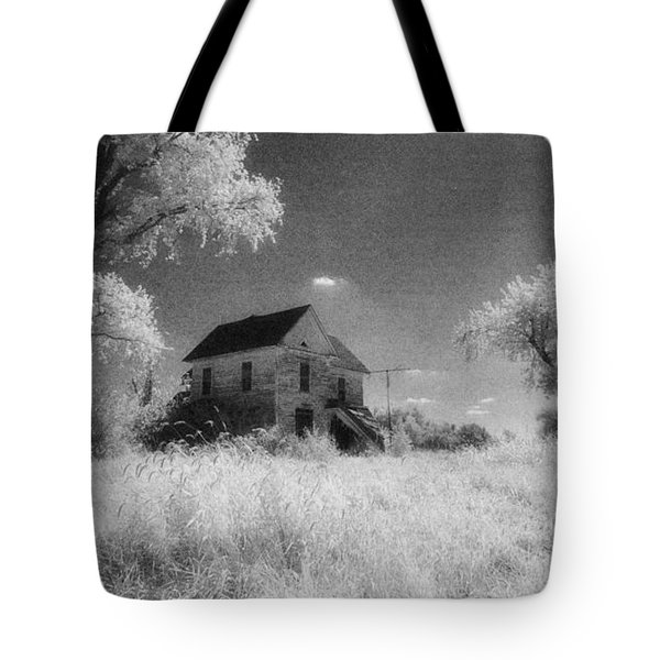 Future Days Past Tote Bag by Thomas Bomstad