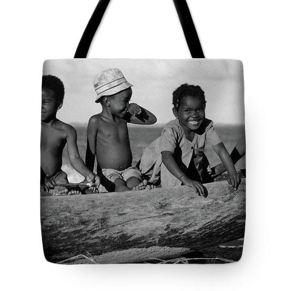 Future Sailors Tote Bag