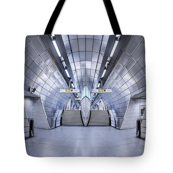 Futurism Tote Bag