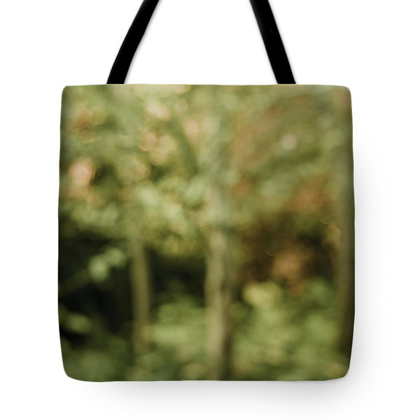 Fuzzy Vision Tote Bag