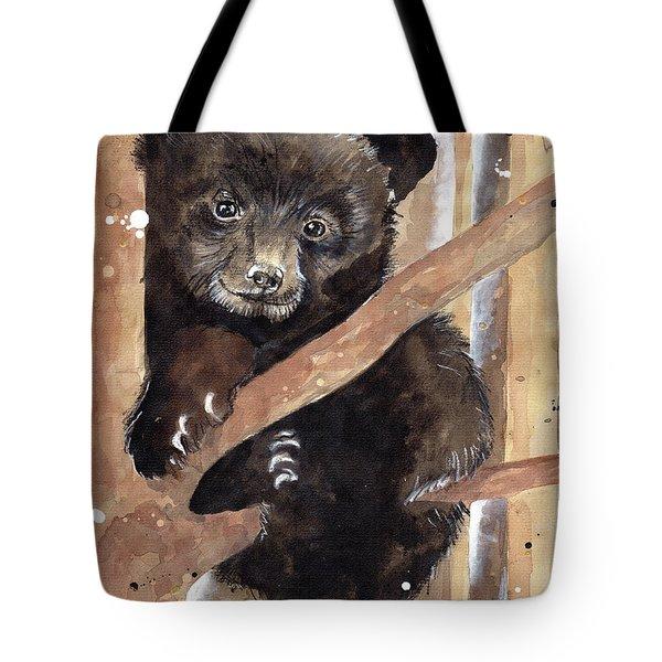 Fuzzy Wuzzy Tote Bag