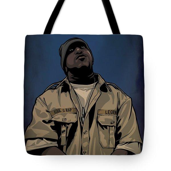 G Rap Giancana Tote Bag