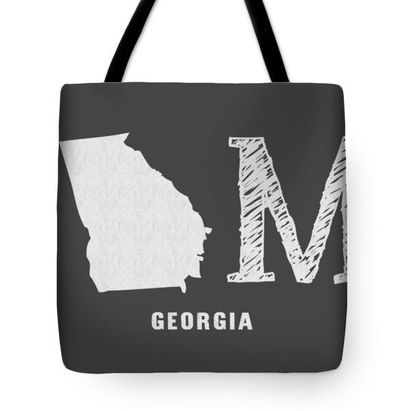 Ga Home Tote Bag