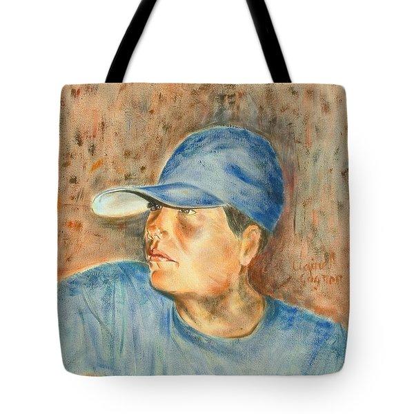 Gabe Tote Bag