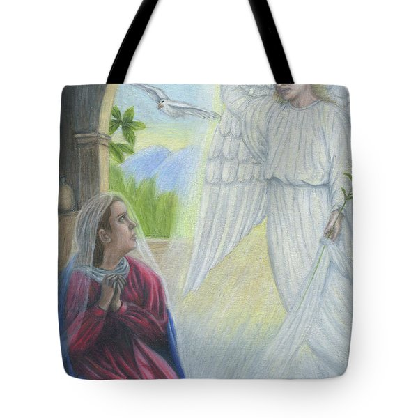 Gabriel's Revelation Tote Bag