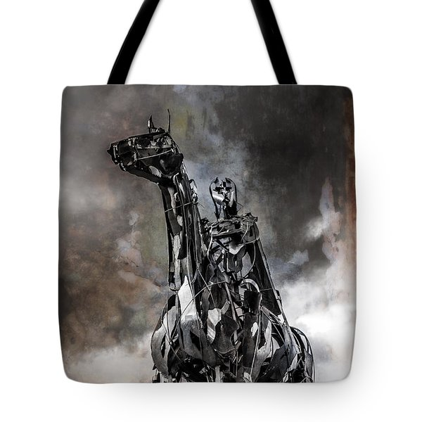 Gaelic Chieftain Tote Bag